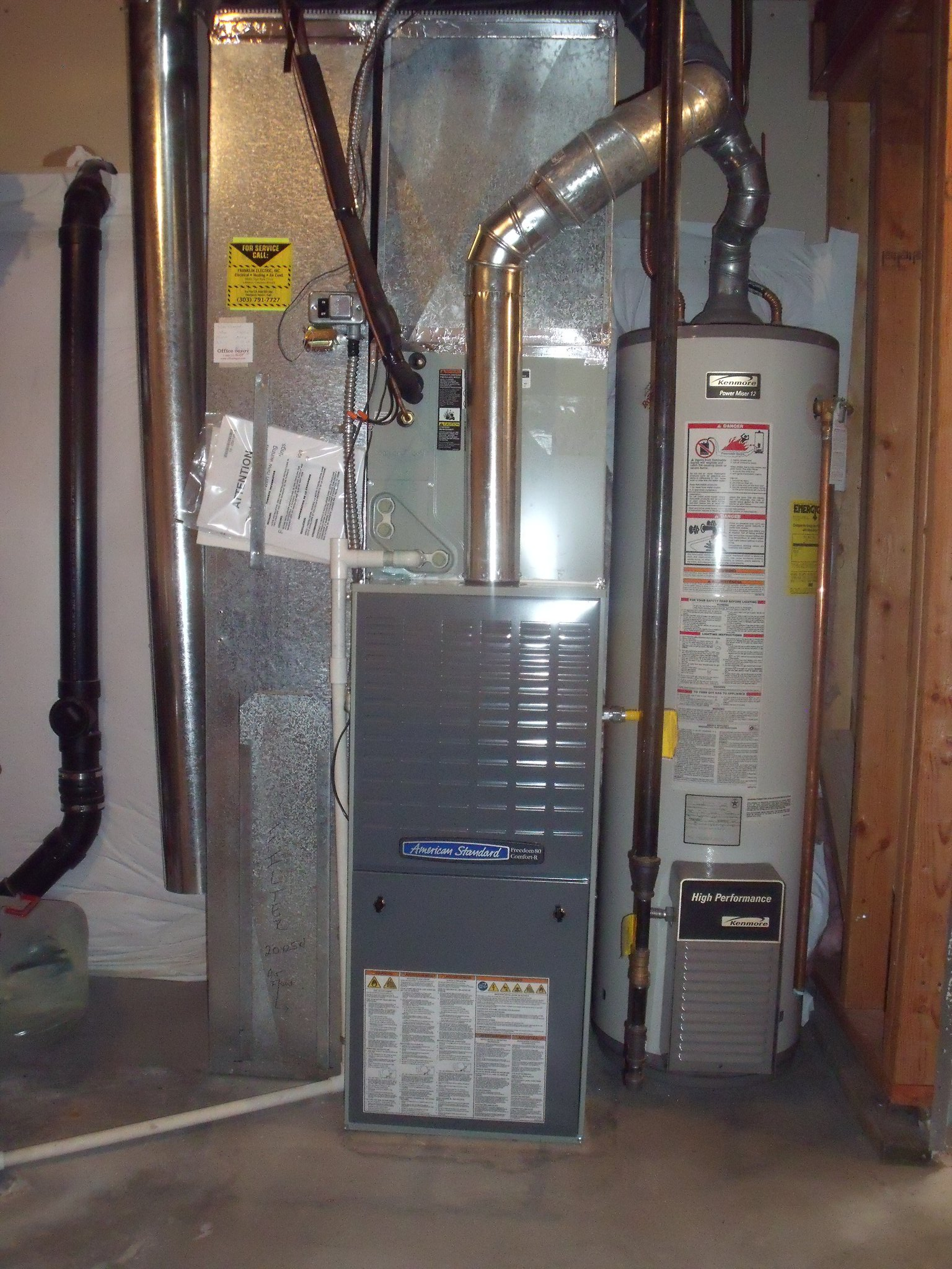 Franklin Electric Heating Air American Standard Furnace Wiring With An Conditioner